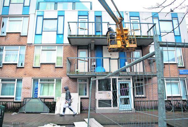 Renovatieproject Haag Wonen