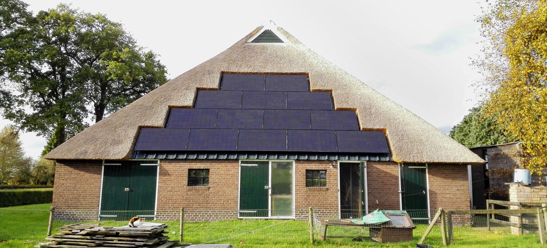 Thema Avond Zonnepanelen En Zonneboilers 25 April 2018