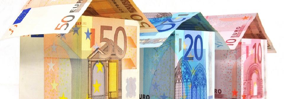 Geld Euro Huisjes