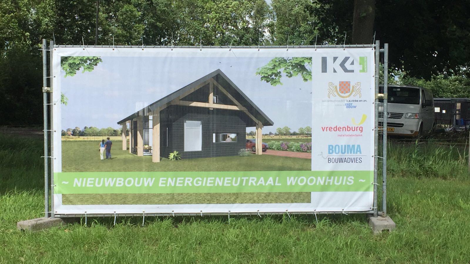 Nieuws vredenburg installatietechniek for Energieneutraal bouwen